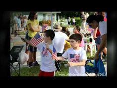 July 4, 2012 Bonita Springs Florida Parade & Bed Races - Fourth of July Parade