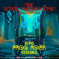 "NAS ONDAS DA NET: THE ROYAL PHILHARMONIC ORCHESTRA - ""Plays Prog Roc..."
