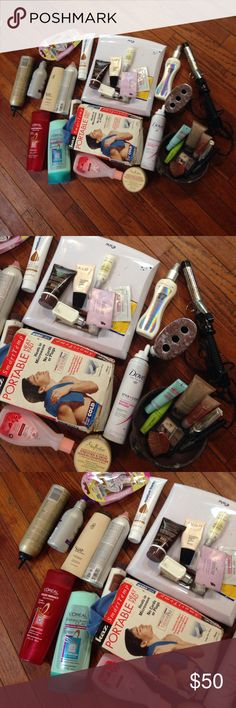 1-HOUR-SALE‼️Beauty Bundle Beauty Bundle: 1. Loreal Clay Conditioner, r beauty products party Keywords: womens faschion, women fashion, vintage, retro, free-spirited, ready-to-go outfits, off-the-shoulder, flower child style, fashion clothing, beauty, career, colors, patterns, party, sexy, cocktail, evening, formal, pageant, bridesmaid, wedding, new, summer sandal, beach, resort, vacation, teens, adults, woman, pretty girl, in style, trends, season runway show NYX Other