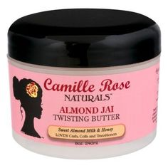 Camille Rose Naturals Twisting Butter Almond Jai, 8.0 OZ