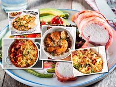 Uit die Huisgenoot toetskombuis: Vyf heerlike banting-resepte Banting Recipes, Meat Recipes, Low Carb Recipes, Cooking Recipes, Healthy Recipes, Recipies, Lchf, Food Inspiration, Meal Planning