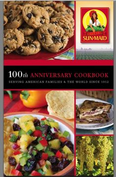 Free downloadable cookbook from Sunmaid