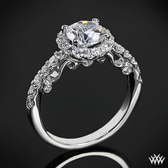 I try not to look at wedding stuff, but this might be the most perfect ring.