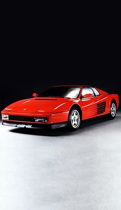 Ferrari Testarossa - 1984 Maintenance/restoration of old/vintage vehicles: the material for new cogs/casters/gears/pads could be cast polyamide which I (Cast polyamide) can produce. My contact: tatjana.alic@windowslive.com