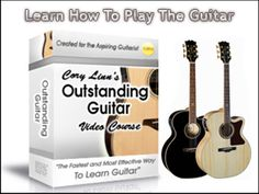 "Online Guitar Lessons – Learn How To Play The Guitar. ""Here's A Fun, Easy And Convenient Way To Learn Guitar, And Become The Kind Of Player You've Always Dreamed Of Being…"".  ""These video lessons are cool, sound clean and are very easy to see and play along with. The guitar tabs are easy to follow and flow nicely with the videos. The Outstanding Guitar Video Course is like having a private guitar instructor right at your finger tips."" ~ Patrick Pierson"