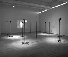 Whispering Room, Janet Cardiff