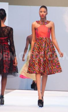 Africa Fashion Week London 2013