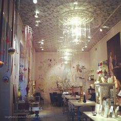 Funky Baroque Café http://www.theroyalcafe.dk/