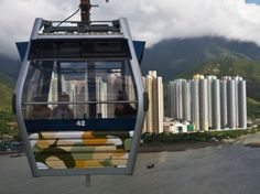 Incredible Gondola Rides Around the World ::: NGONG PING 360  Lantau Island, Hong Kong       This recently established cableway runs between Tung Chung town center and the Ngong Ping highland to the west of the island, home to Po Lin Monastery and Tian Tan Buddha statue (the world's tallest seated outdoor Buddha). There are different grades of cabin, including one decked out in Swarovski crystals!