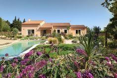 Location Vacances! Studio indépendant dans une villa neuve sur Chateauneuf de Gadagne près de l'Isle sur la Sorgue. #Terrasse, jardin et #piscine à disposition. #LocationdeVacances #MediaVacances #PACA