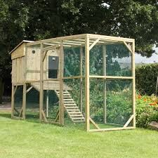 The Flyte Aviary 8 Chicken Coop, UK made by Flyte so Fancy. The Flyte Aviary 8 is a walk-in Chicken Coop with complete security and plenty of wing-room. Walk In Chicken Coop, Chicken Coup, Chicken Garden, Chicken Coop Plans, Chicken Runs, White Gardens, Farm Gardens, Duck Coop, Fancy Chickens