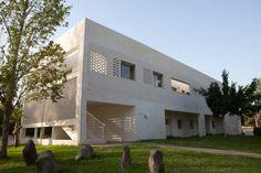 Social Services Building / Doron Sheinman Architect