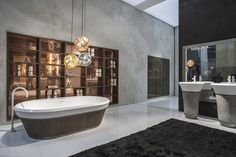 George by Falper - Excl distribue par Van Marcke #bain #lavabo #design