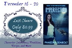 Excerpt: Imperfection by Phaedra Seabolt