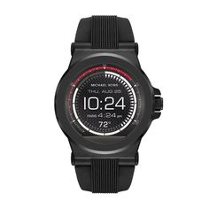65ad5756aac42 Michael Kors Access Touchscreen Black Dylan Smartwatch MKT5011. Technology  meets style with our Michael Kors