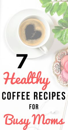 Healthy Coffee Recipes - Advice for Moms and Mompreneurs - Food Healthy Eating Recipes, Healthy Life, Healthy Meals, Skinny Latte, Bulletproof Coffee, Healthy Pumpkin, Recipe For Mom, Pumpkin Spice Latte, Coffee Recipes