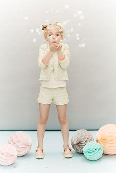 Pastel sweet pastel! Pic Smudgetikka #easter #pastel #confetti #mylittleday