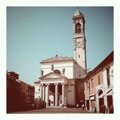 Piazza San Vittore nel Rho, Lombardia