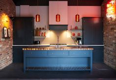 Shaken and stirred: introducing our first kitchen design   The Brighton Kitchen Company