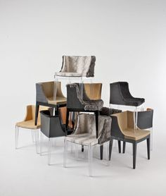 Mademoiselle Kravitz Sessel, auf Made in Design