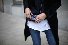 5de3d368ee74 Chanel mini flapbag via - Anouk Yve