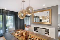 Moroccan inspired dining room by Johnson &  Associates Interior Design