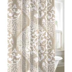City Scene City Scene Cotton Medley Shower Curtain | Wayfair