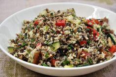 Recipe: Sweet and Savory Wild Rice Salad