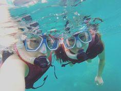 둘 다 표정왜이래ㅋㅋㅋㅋ 압력에 짖눌린 눈  #스노쿨링 #스킨스쿠버 #케언즈 #산호초 #carm #호주 #여행 #Greatbarrierreef #selfieinocean by p__s94 http://ift.tt/1UokkV2