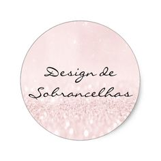 Shop Beauty Salon Glitter Pink Pastel Lashes Cleaner Classic Round Sticker created by luxury_luxury. Eyebrow Design, Massage Therapy, Paper Background, Round Stickers, Picsart, Contemporary Style, Art Girl, Salons, Lashes