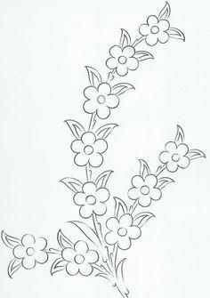 Resultado de imagen de plantillas para bordar