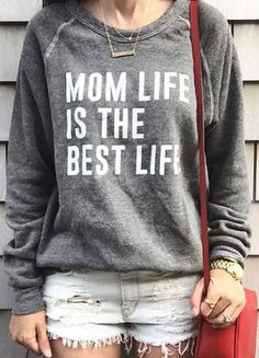 cute sweatshirt for mom