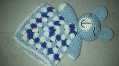 Crochet Animals, Crochet Toys, Crochet Baby, Knit Crochet, Knitting For Kids, Baby Knitting, Decoupage, Html, Blanket