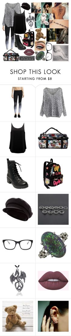 """Slugterra"" by boredom-is-my-motivation ❤ liked on Polyvore featuring Heroine Sport, BA&SH, The North Face, Madden Girl, Betsey Johnson, Hermès, Bottega Veneta, DutchCrafters and Mike Saatji"