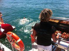 Une virée en mer avec le Catamaran Lucile 2... #LeFashionPost #Webzine #Sailing #Catamaran #LaGrandeMotte #Tourimse #Hérault