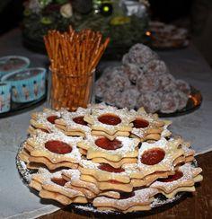 karácsony édességek aprósütemény lekvár tojás vaj liszt porcukor keksz citrom baracklekvár advent adventi naptár