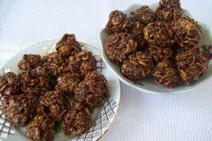 Bomboane cu fulgi de porumb si ciocolata