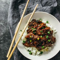 Best and easiest mongolian beef