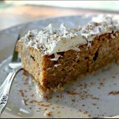 Tres Leche Pumpkin Cake