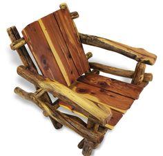 Adirondack Chair Reclaimed Wood Chair Reclaim Wood by WoodzyShop
