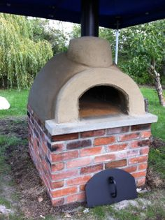 One of these cob ovens is going into our outdoor kitchen.