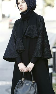 Moslem Fashion, Arab Fashion, Fashion 2020, Fall Fashion, Hijab Evening Dress, Hijab Gown, Hijab Style Dress, Hijab Outfit, Modest Fashion