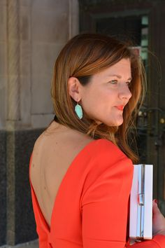 Red dress zappos dress