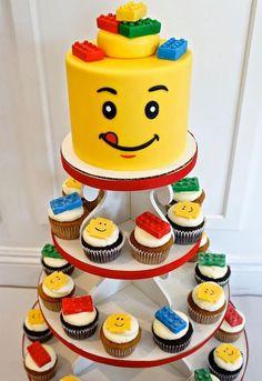 Le gâteau Lego miam ! - Momes.net