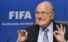 Welcome to NewsDirect411: Breaking News: Sepp Blatter & Michel Platini Appea...