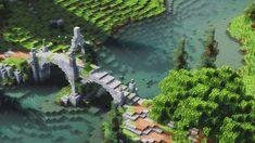 Casa Medieval Minecraft, Minecraft House Plans, Minecraft Houses Survival, Minecraft Cottage, Minecraft Castle, Cute Minecraft Houses, Minecraft House Designs, Amazing Minecraft, Lego Minecraft