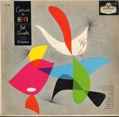 Contrasts in Hifi de Bob Charles and his orchestra featuring the sandmen 1957