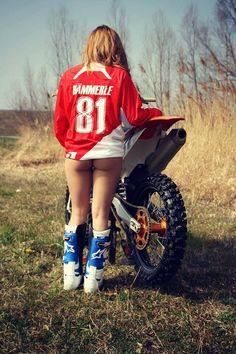 young college girls go crazy Lady Biker, Biker Girl, Sexy Jeans, Jean Sexy, Motocross Girls, Bike Photoshoot, Tumbrl Girls, Dirt Bike Girl, Hipster Girls