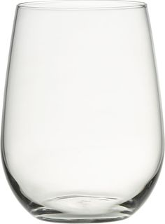 Stemless Wine Glass in Top Drinkware, Bar Tools | Crate and Barrel