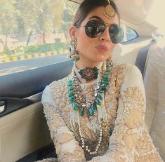 Best Trendy Outfits Part 19 Indian Bridal Fashion, Indian Bridal Wear, Indian Wear, Royal Jewelry, India Jewelry, Gold Jewellery, Mom Jewelry, Bridal Jewellery, Desi Wedding